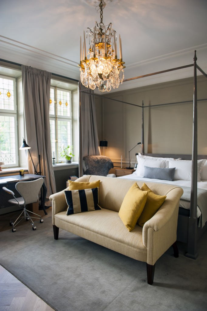 foto: Leisa Tyler - Boutique Hotel Ett Hem designed by Ilse Crawford